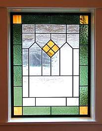 prairie stained glass
