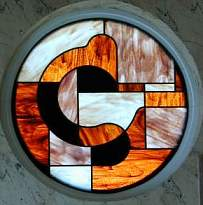 simple stained glass